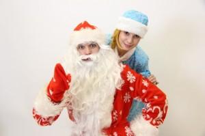 Дед Мороз - от 2,500 рублей/ час