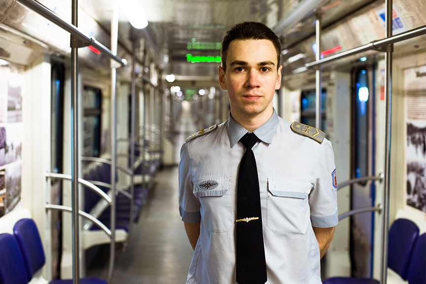 Машинист метро об особенностях работы