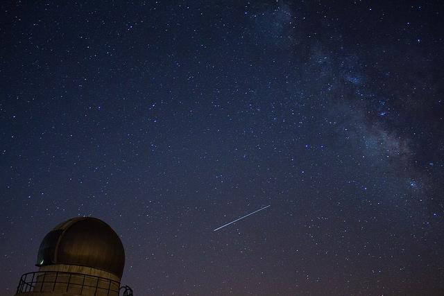Метеорный поток Майские Аквариды скоро будет виден над Москвой