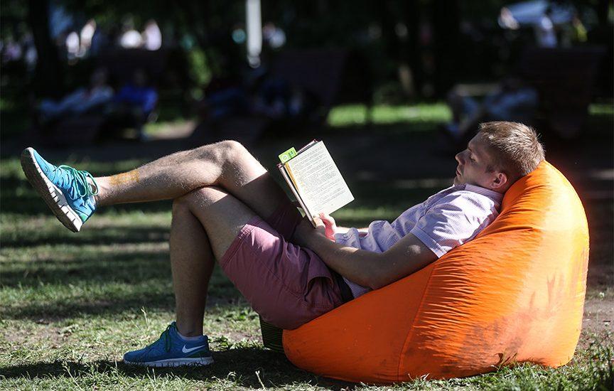 Москвичей позвали в парки учить английский