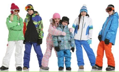 детская зимняя одежда Reima