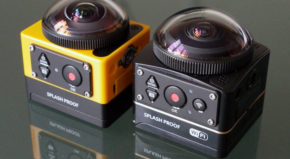Kodak PixPro SP360: обзор экш-камеры