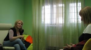 кабинет известного психолога в Москве